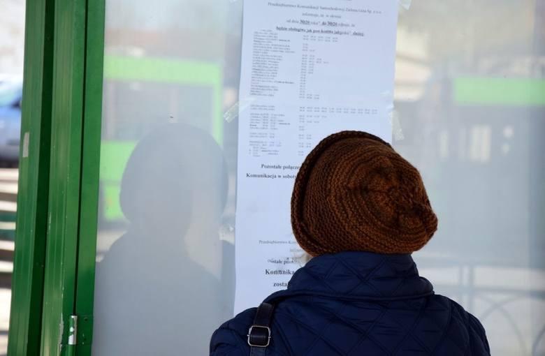 Co z kursami autobusów PKS Zielona Góra w okresie świątecznym?
