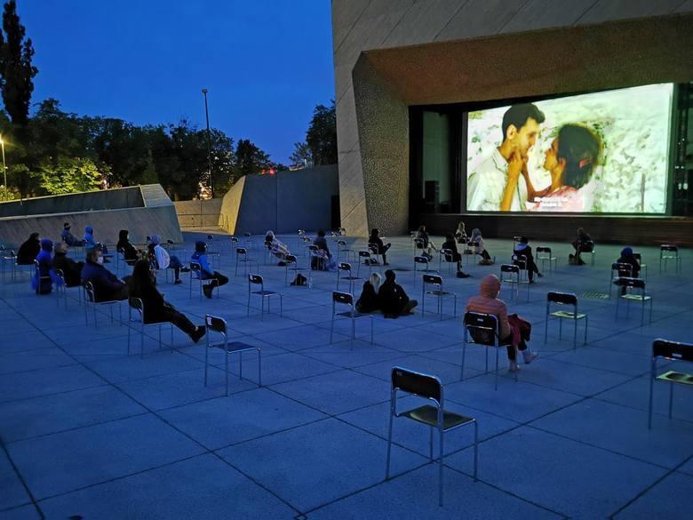 Blues i Chopin, przedstawienia dla dzieci i dorosłych, seanse filmowe i spotkania z historią, w plenerze i pod dachem, a dla ostrożnych - przez internet.