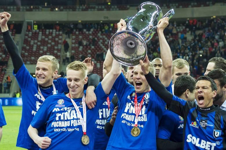 2 maja 2014 roku Zawisza Bydgoszcz wywalczył Puchar Polski. Na Stadionie Narodowym w Warszawie po rzutach karnych pokonał Zagłębie Lubin 6:5. W regulaminowym