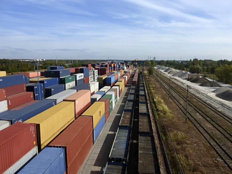Pól tysiąca pociągów przyjechało do Łodzi z Chin i wyruszyło z powrotem