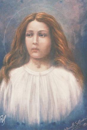 """""""Wybaczam Alessandrowi Serenelli (jej mordercy)… i chcę, aby był ze mną na zawsze w niebie"""". Zobacz też: Jan Paweł II - papież uśmiechu"""