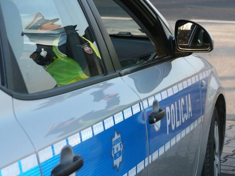 Maków Maz. Policja szuka sprawcy wypadku w Czerwonce Szlacheckiej