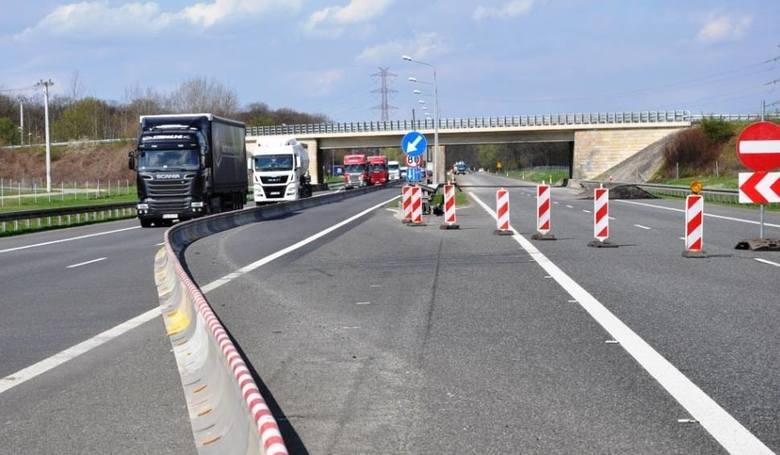 Remont opolskiego odcinka autostrady A4 może się zakończyć z początkiem wakacji