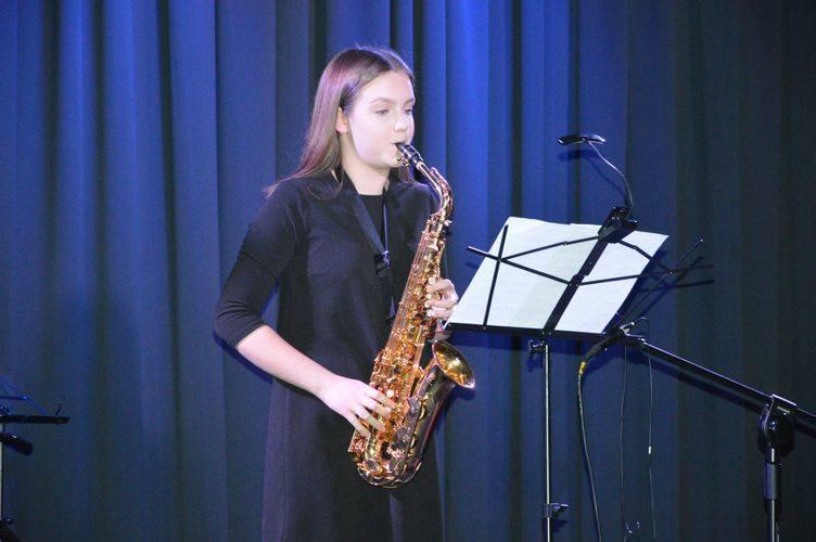 """Koncert """"Złote saksofony"""" w Muzeum Historycznym Skierniewic"""