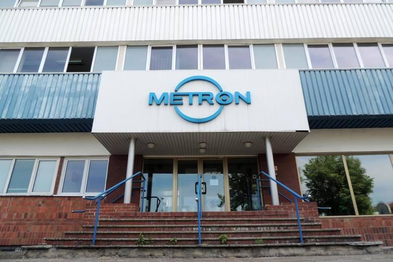 """Fabryka wodomierzy """"Metron"""" przestała produkować w sierpniu ub.r. Za długi musiała wydać mienie państwu."""