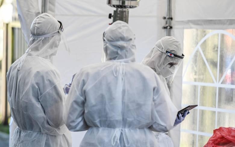 W Zgierzu zmarły dwie osoby zarażone wirusem