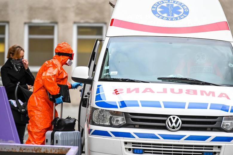3 kolejne osoby zakażone koronawirusem na Pomorzu. 27.07.2020 r.