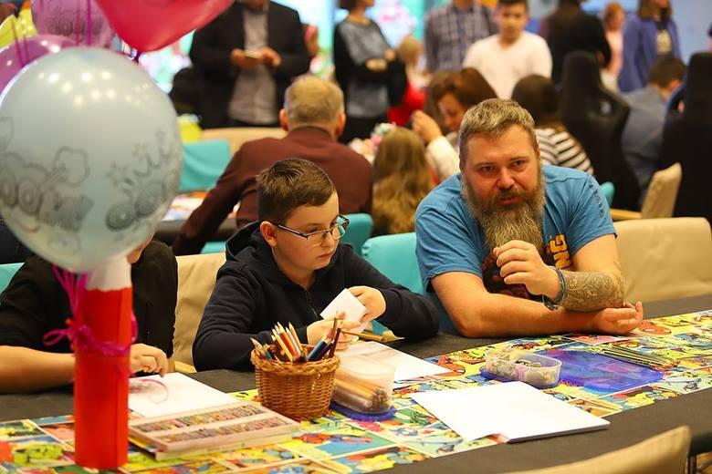 Podczas Festiwalu znakomitą zabawę mieli zarówno młodzi jak i dorośli.