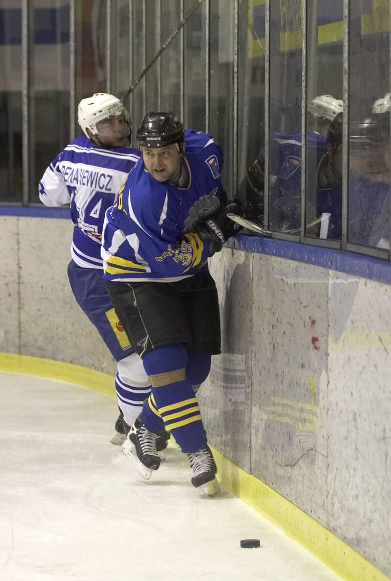 Hokej. Tomasz Demkowicz, jeden z najlepszych zawodników w historii sanockiego hokeja, kończy dziś 50 lat!