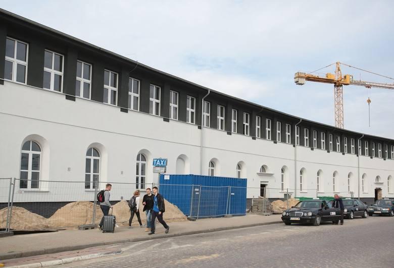 Zobacz, jak wygląda przebudowa dworca PKP w Szczecinie [wideo, zdjęcia]