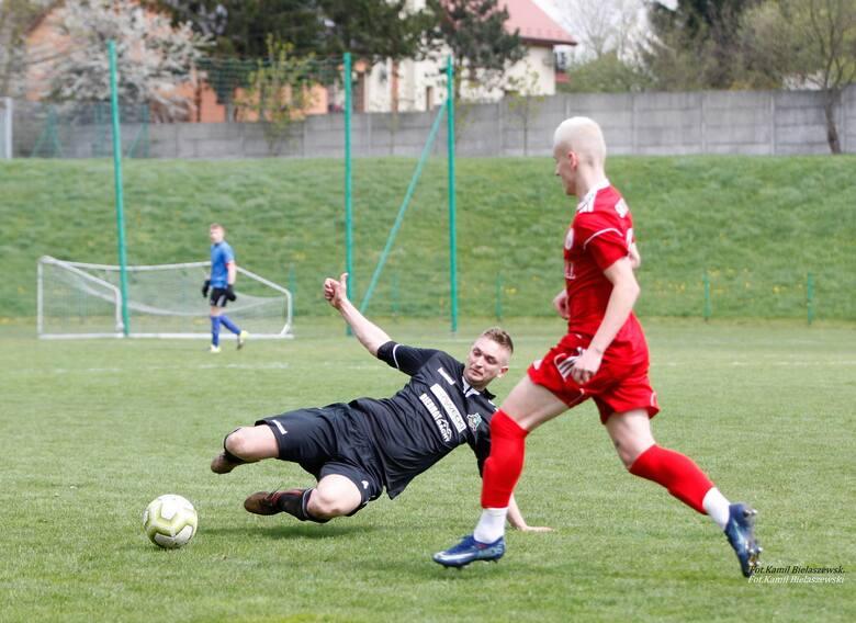 Grała świętokrzyska piłkarska klasa okręgowa. 03.06.2021. Zobacz wyniki i tabelę