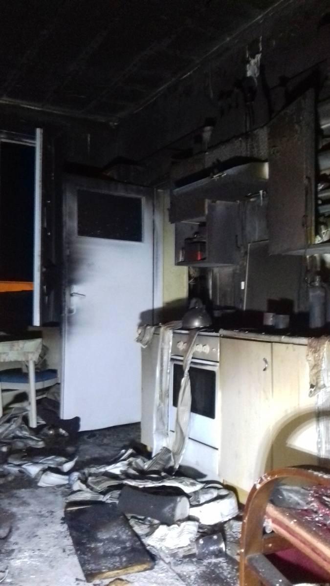 Do dwóch groźnych pożarów doszło wczoraj (3.01) w Inowrocławiu i Tucholi (na zdjęciu). W tej drugiej zginęły dwie osoby.Czytaj też:Pożar w restauracji