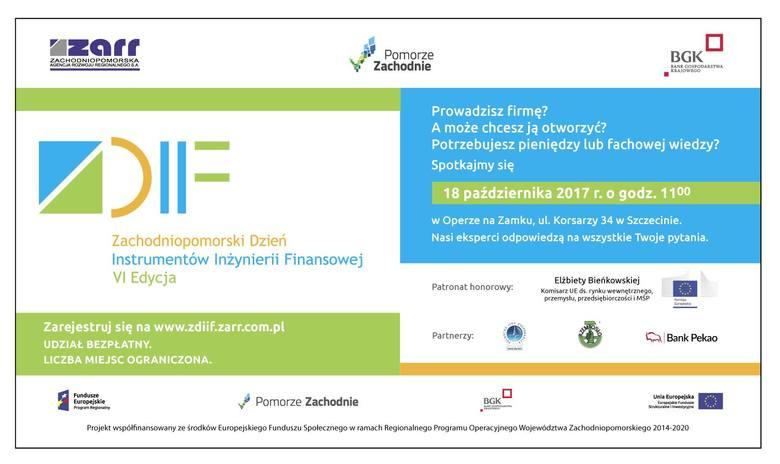 Zachodniopomorski Dzień Instrumentów Inżynierii Finansowej