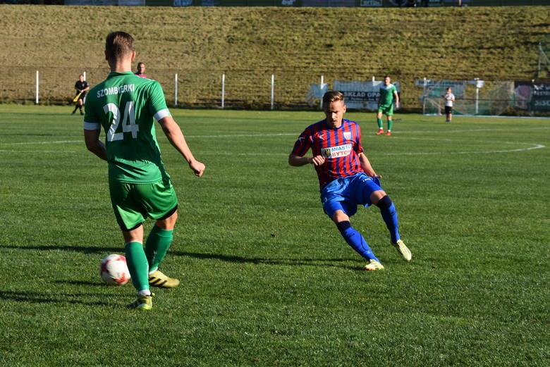 Derby w IV lidze. Polonia Bytom rozgromiła Szombierki 2:0