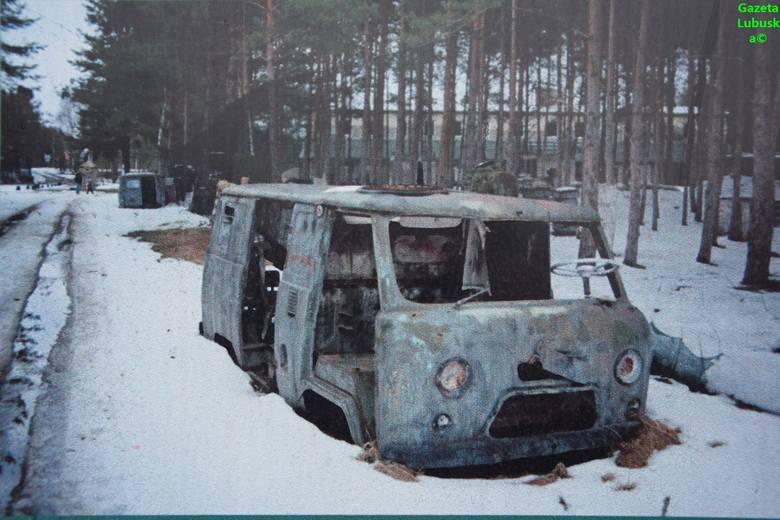 Tajemnica bunkrowego lasu. Fabryka prochu Forst Scheuno koło Brożka