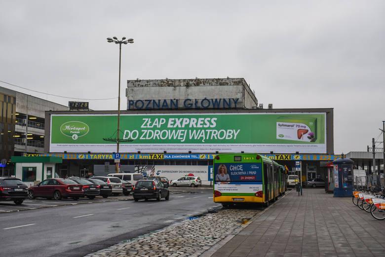 Poznań przeszedł wstępną selekcję i prawdopodobnie dostanie fundusze na generalny remont dworca