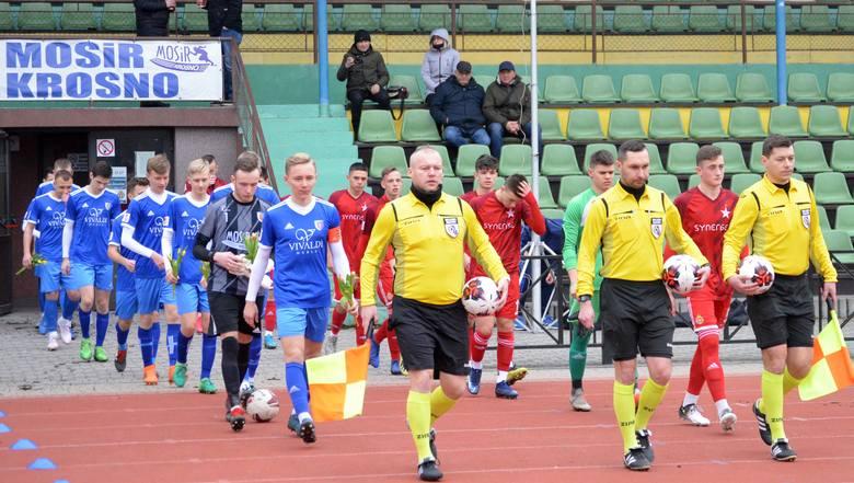 Centralna Liga Juniorów U17: Karpaty Krosno - Wisła Kraków 2:4