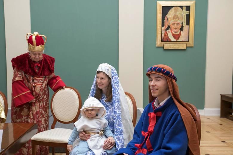 Orszak wyruszy nową trasą - oprócz trzech króli, pojawi się też czwarty - Herod