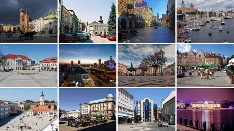Tu mieszka się NAJLEPIEJ - ranking jakości życia w miastach polskich. Jest wśród nich twoje? [TOP 20]