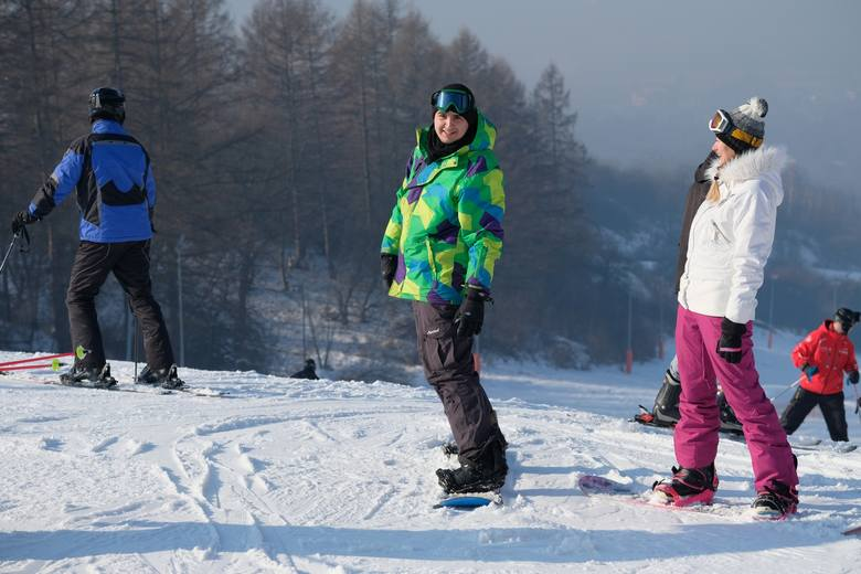 W sobotę odwiedziliśmy stok narciarski w Przemyślu. Piękna pogoda przyciągnęła miłośników białego szaleństwa. Zobaczcie zdjęcia!WIDEO: Tak naśnieża się