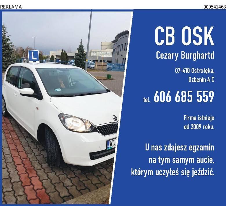 CB OSK Cezary Burghartd