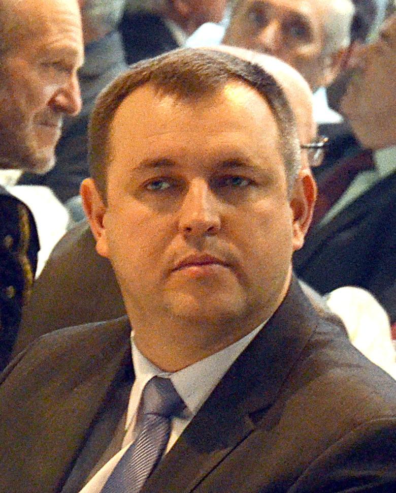 Sławomir Zawada, prezes PGE GiEK SA, były kandydat PiS w Zgorzelcu