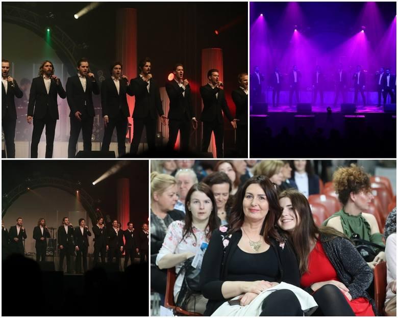 Niesamowity koncert 12 Tenorów w Szczecinie w Netto Arena [ZDJĘCIA]