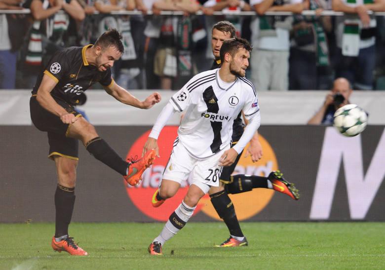 Legia Warszawa - Dundalk FC 1:1