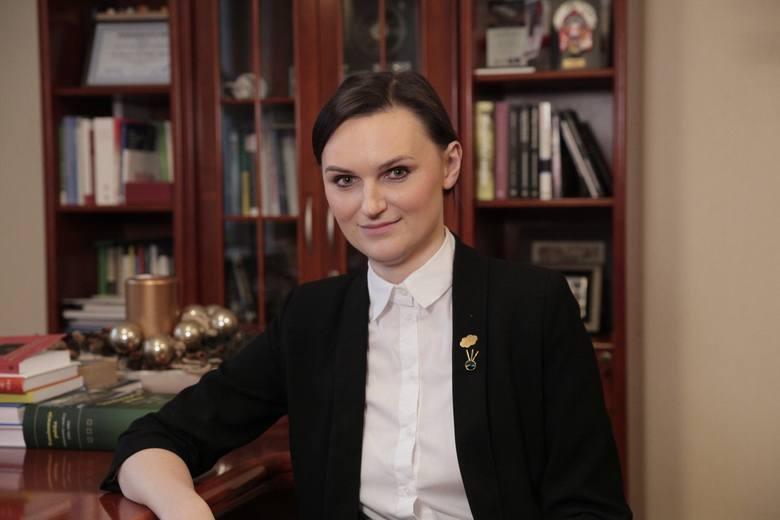 Profesor Agnieszka Kurczewska z Uniwersytetu Łódzkiego