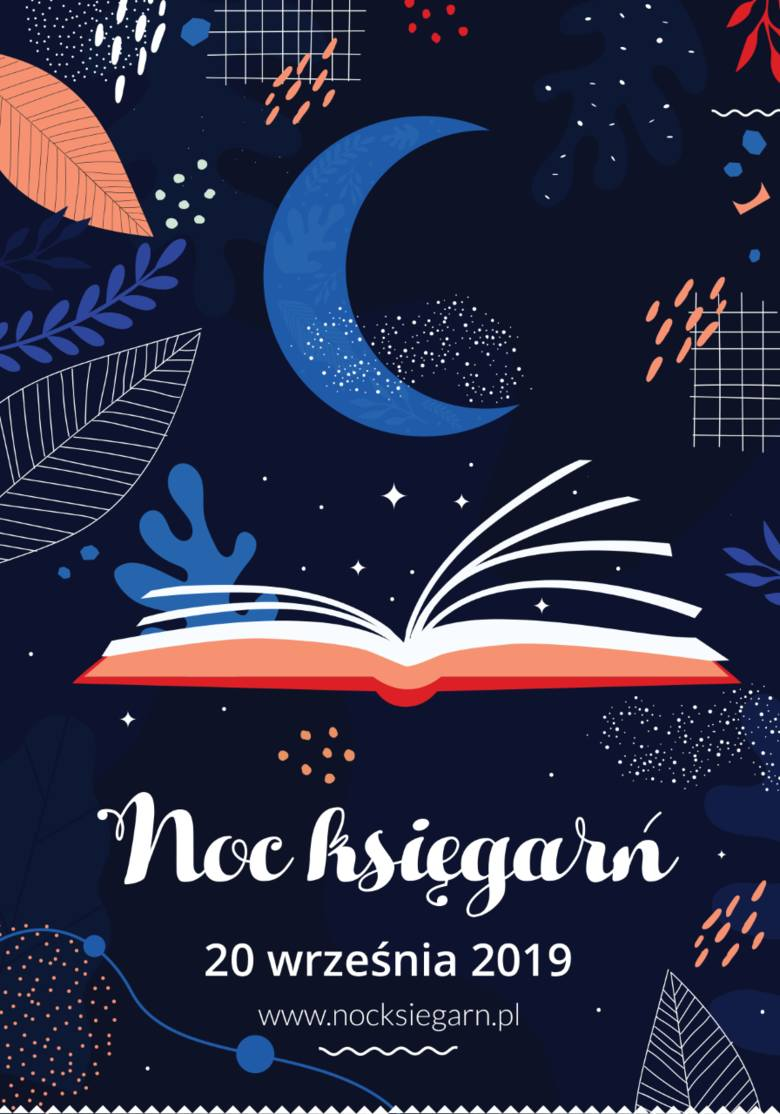 Noc Księgarń w Trójmieście. Do ponad 100 księgarń w całej Polsce dołączają także księgarnie z Gdańska, Gdyni i Sopotu