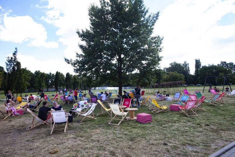 Arena Garden na weekend: śniadanie na trawie, pokaz cyrkowy, koncert jazzowy