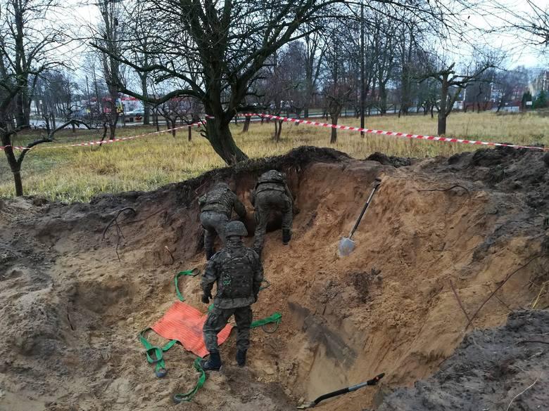 Bomba w Policach i (nie)wielka ewakuacja mieszkańców. Ale i tak to największa akcja w najnowszej historii miasta
