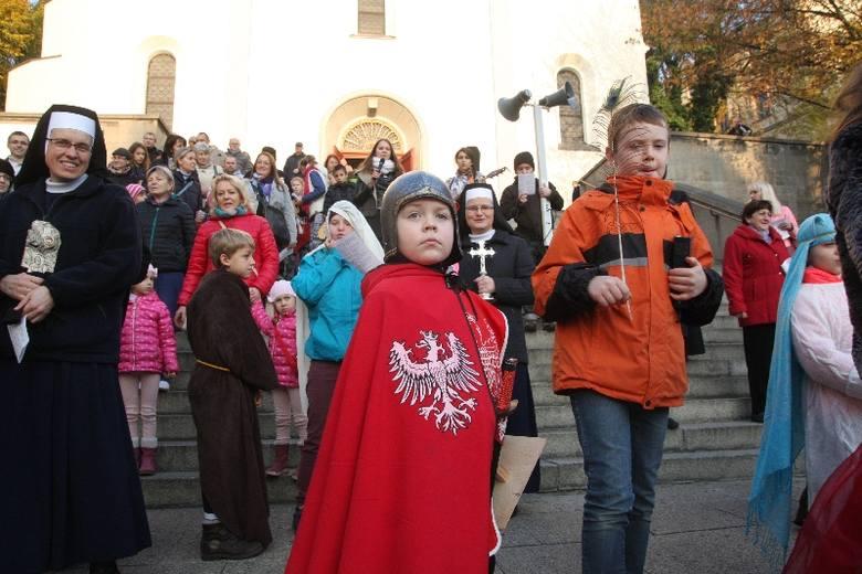 Marsz Świętych