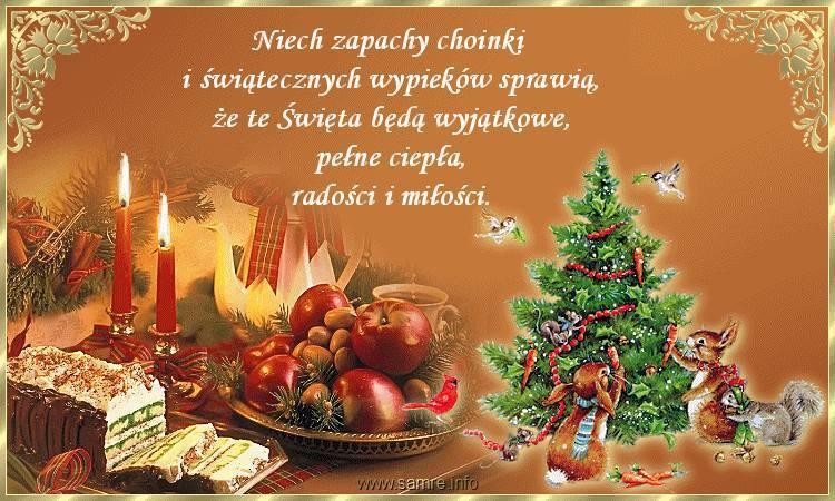 Kartki świąteczne Darmowe Online Kartki Na Boże Narodzenie 2018