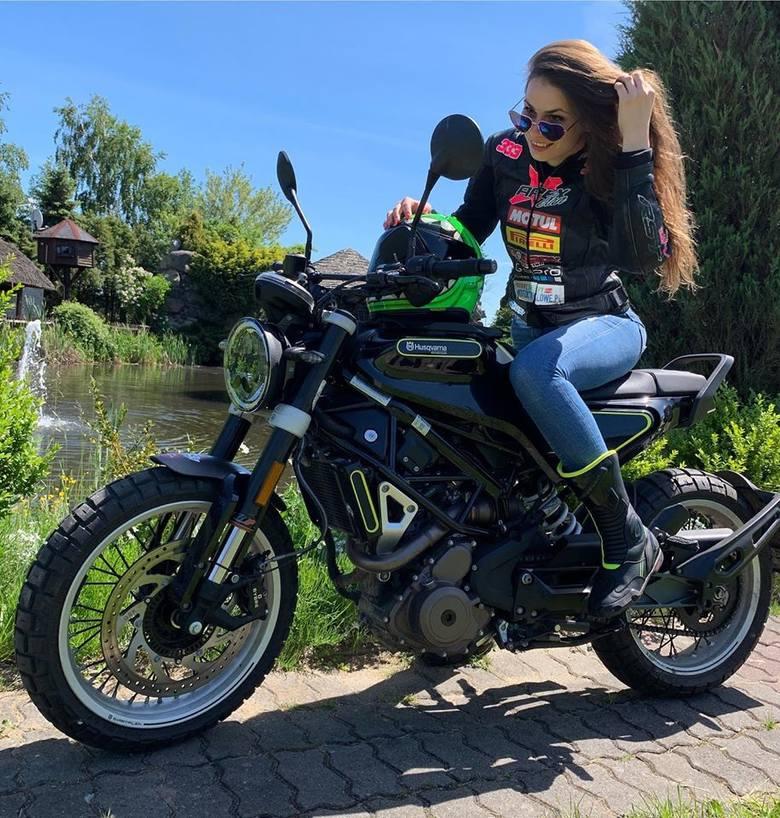 Dominika Orlik z Międzyrzecza, jest jedną z niewielu kobiet w Polsce, które uprawiają motocross. Do tej pory rywalizowała głównie w tej dyscyplinie,