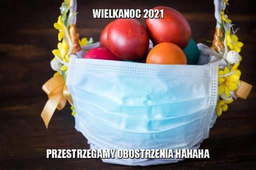 Memy na Wielkanoc 2021 i Lany Poniedziałek poprawią ci humor. Zobacz najlepsze!