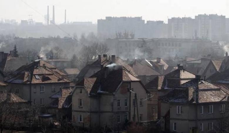 Alarm smogowy oznacza śmiertelne niebezpieczeństwo