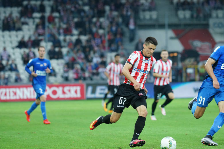 Bartosz Kapustka to wychowanek Tarnovii, który grał potem w Cracovii