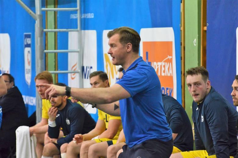 Dawid Nilsson, trener Stali Mielec: Spodziewaliśmy się takiego rezultatu (WIDEO)
