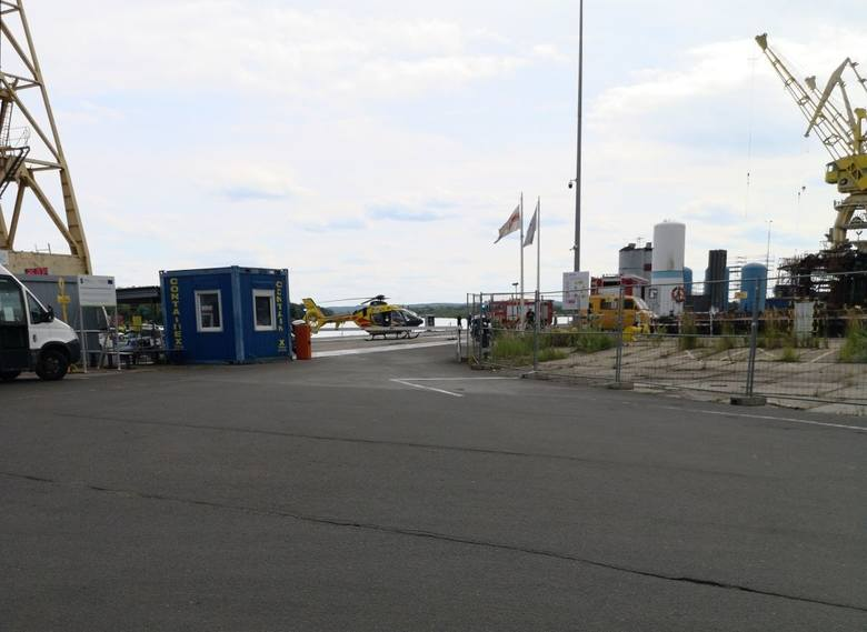 Szczecin: Tragiczny wypadek na jeziorze Dąbie. Są zarzuty dla sternika motorówki