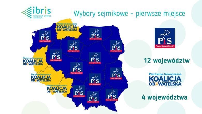 Kto wygra wybory do sejmiku województwa lubuskiego? Mamy wyniku sondażu Instytutu Badań Rynkowych i Społecznych. Został przeprowadzony między 25 sierpnia
