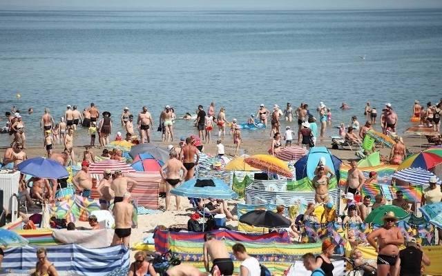 Pogoda w Szczecinie i nad morzem - będzie upalnie do czwartku