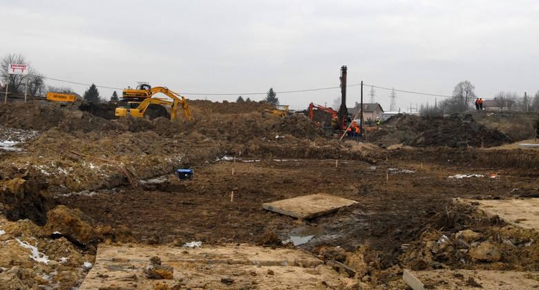 Budowa przebicia z Przemysłowej do Podkarpackiej w Rzeszowie