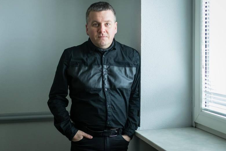 dr. Michał Cichoracki, socjolog z WSG w Bydgoszczy.