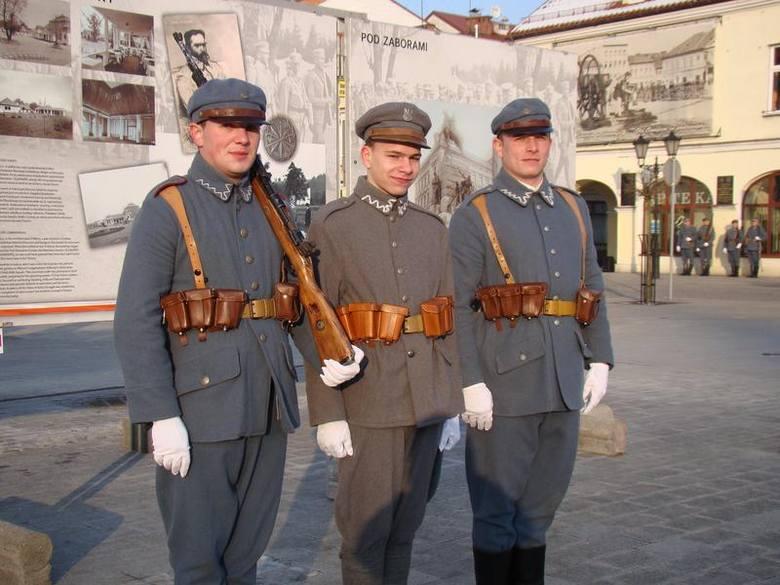 100 rocznica wizyty Józefa Piłsudskiego w Oświęcimiu