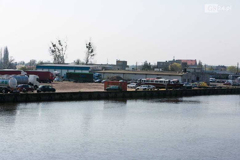 Inwestycje w Szczecinie. Nad Odrą przy ul. Celnej powstaną mieszkania i marina