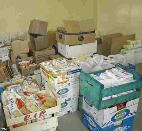 Zbiórka darów dla najbiedniejszych