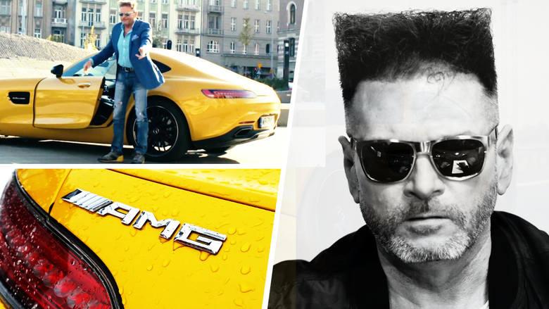 ➤➤ Zobacz zdjęcia na następnych stronachMercedes-Benz AMG GT S należący do detektywa Krzysztofa Rutkowskiego został wystawiony na sprzedaż w Bydgoszczy.