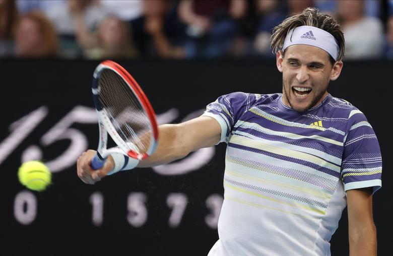 Australian Open. Nowa generacja w natarciu. Dominic Thiem pokonał Rafaela Nadala, o finał zagra z Alexandrem Zverevem