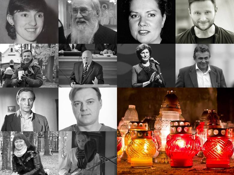 W ostatnim roku pożegnaliśmy artystów, społeczników, sportowców. W Święto Wszystkich Świętych Przedstawiamy wspomnienia o osobach, które odeszły od listopada